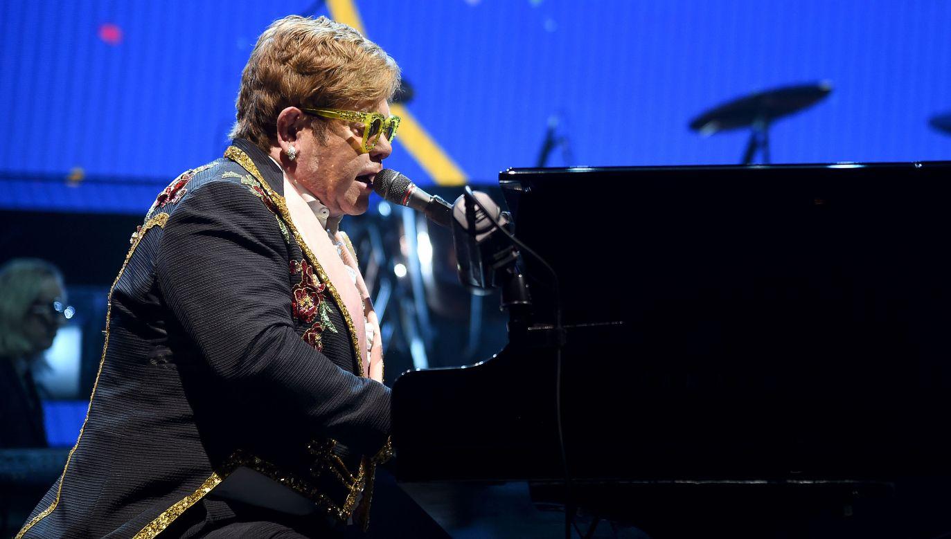 """Twórca przebojów """"Candle in the Wind"""" i """"I'm Still Standing"""" twierdzi, że o zaprzestaniu koncertowania zaczął myśleć w 2015 roku (fot. Jamie McCarthy/Getty Images)"""
