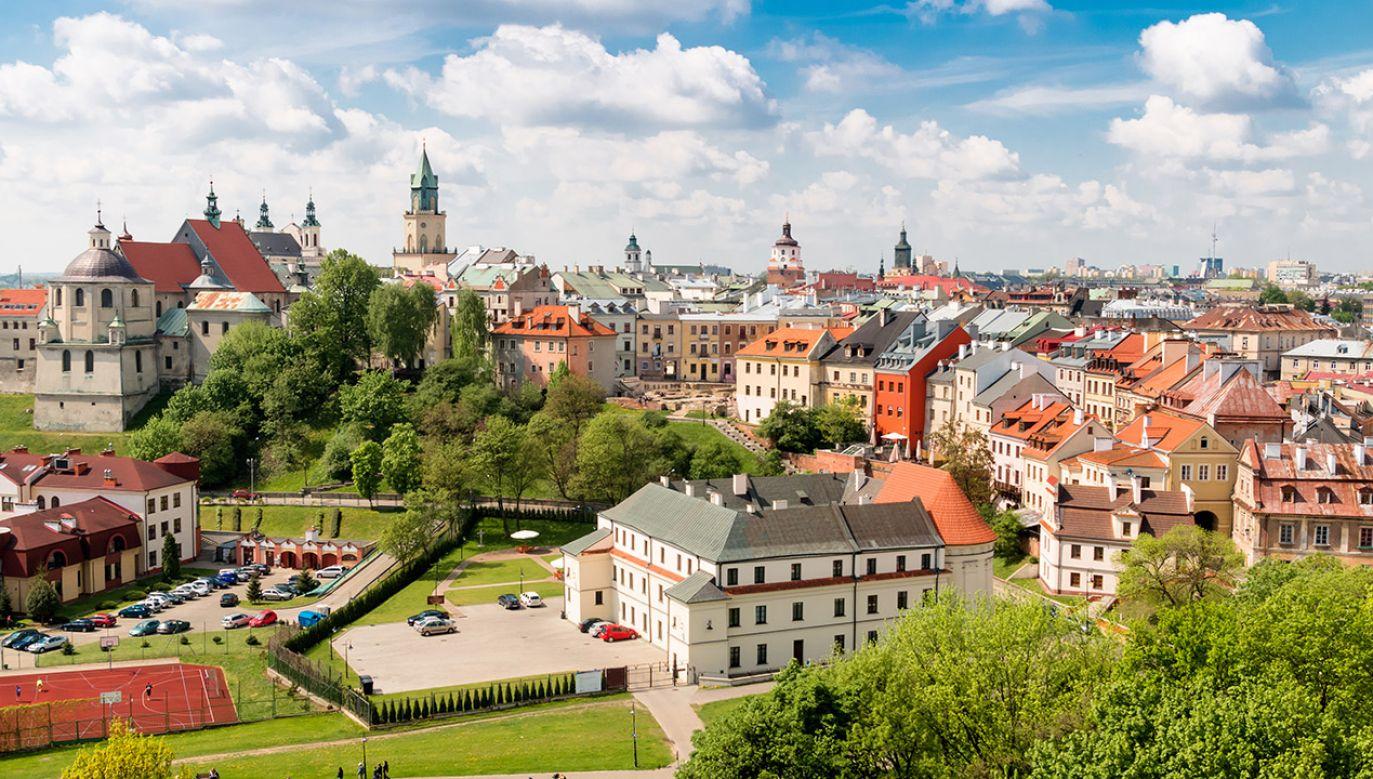 Lublin (fot. Shutterstock/Michal Ludwiczak)
