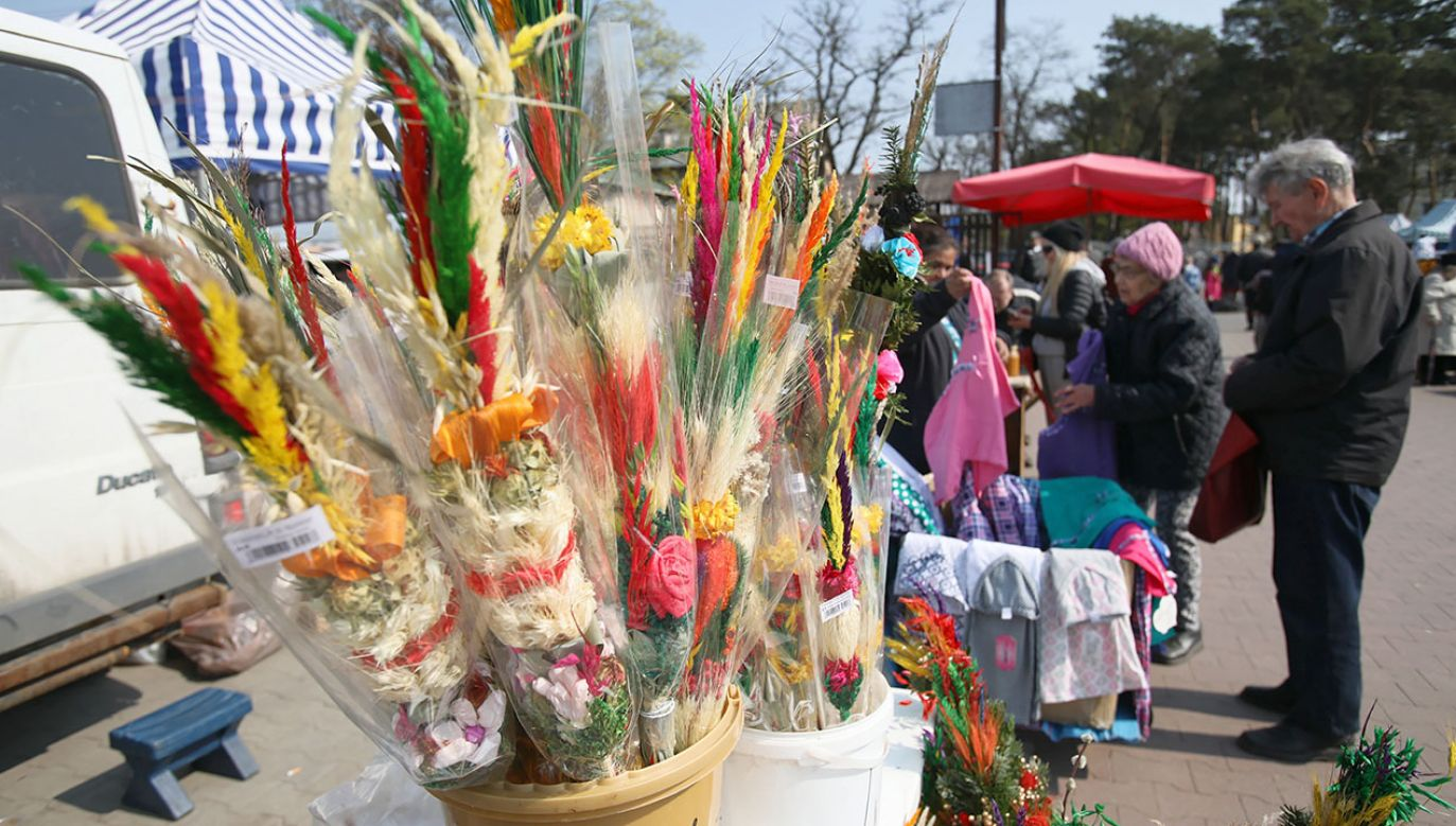 Zakaz handlu nie obejmuje Wielkanocy (fot. PAP/Leszek Szymański)