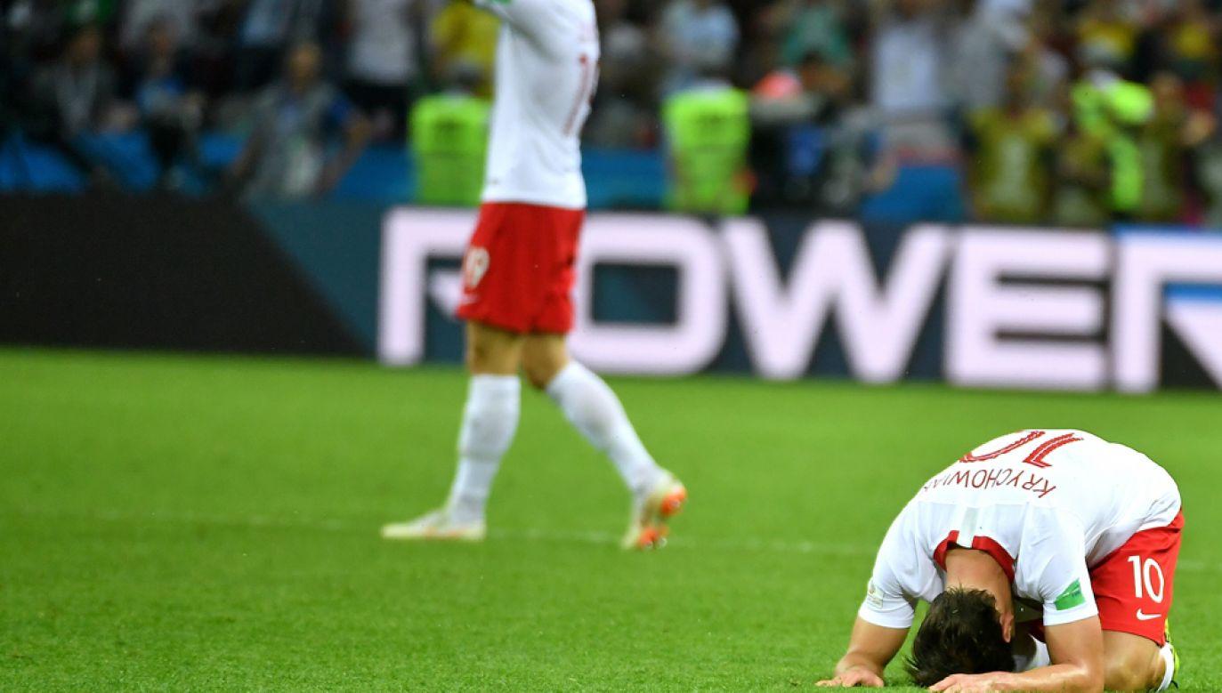 Polska - Kolumbia (Fot. PAP/Bartłomiej Zborowski)
