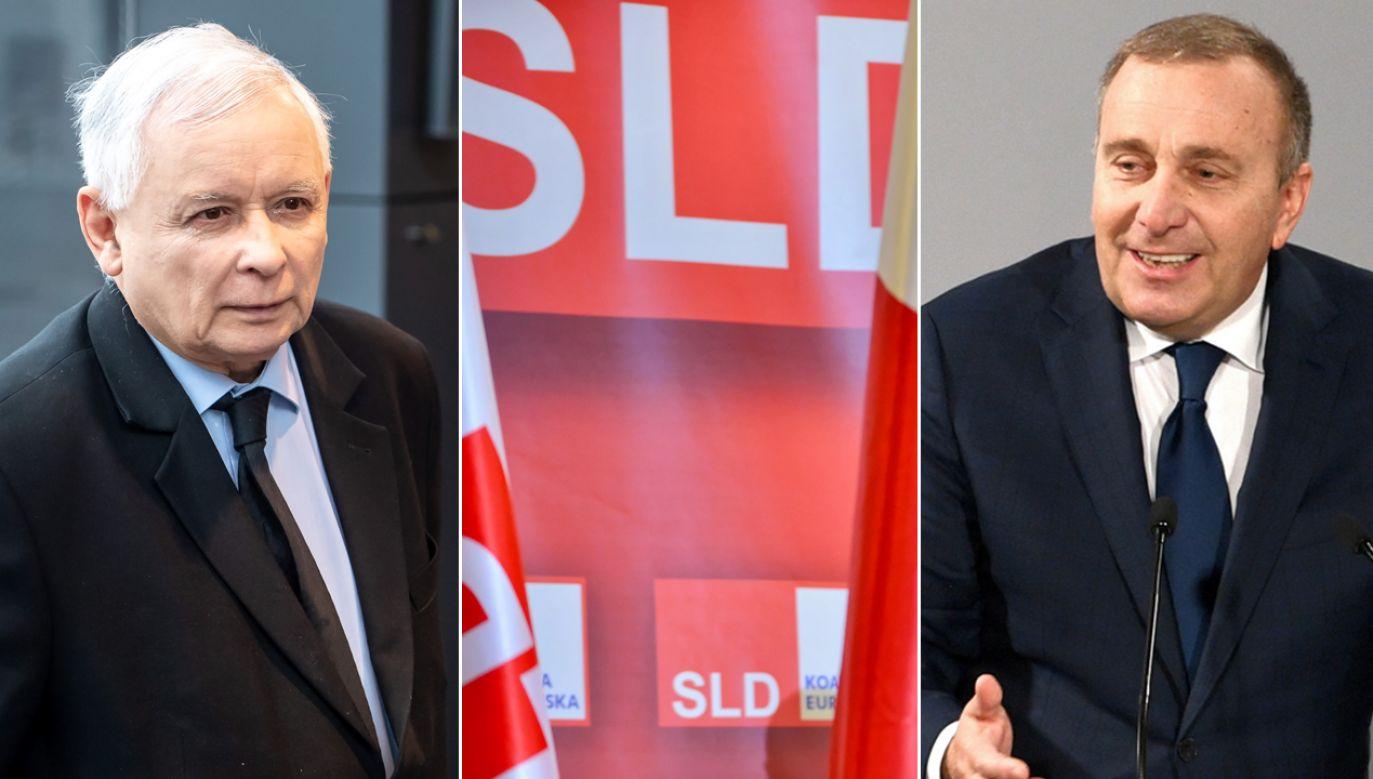 Lider PO zaproponował debatę Jarosławowi Kaczyńskiemu (fot. PAP/Darek Delmanowicz/Jakub Kamiński/Tytus Żmijewski)