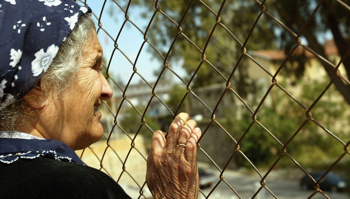 Chrześcijańscy maronici na Cyprze stanowią mniejszość narodową (zdjęcie ilustracyjne; fot. Scott Barbour/Getty Images)