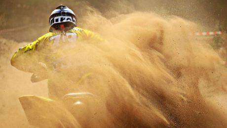 Pierwsze Mistrzostwa Enduro na plaży w Ustce