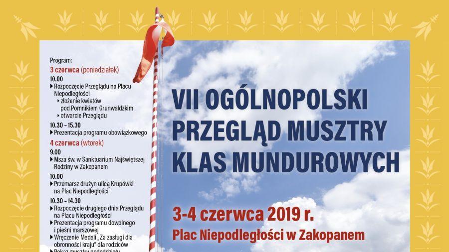 043b761361436 7. Ogólnopolski Przegląd Musztry Klas Mundurowych - TVP3 Kraków ...