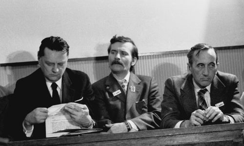 Listopad 1980. Rejestracja NSZZ
