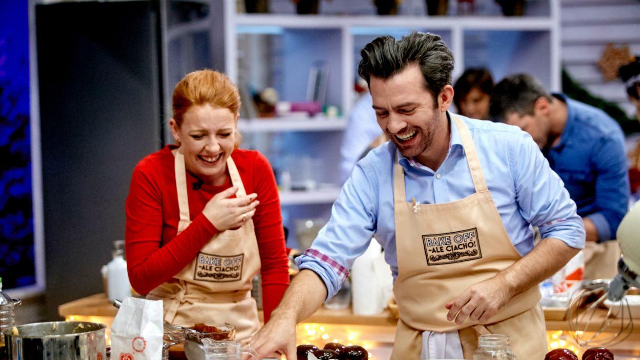 Potrafią czytać, potrafią gotować, to musi się udać! (fot. TVP)