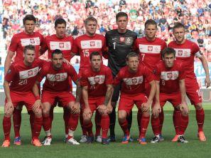 Reprezentacja Polski (fot. PAP/Leszek Szymański)