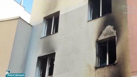 Dwie ofiary tragicznego pożaru w Tczewie