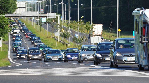 Wzmożone kontrole na niemieckich granicach. SG ostrzega przed korkami
