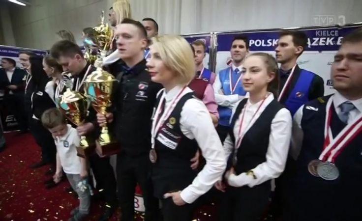Bilardowe Mistrzostwa Polski - kulisy