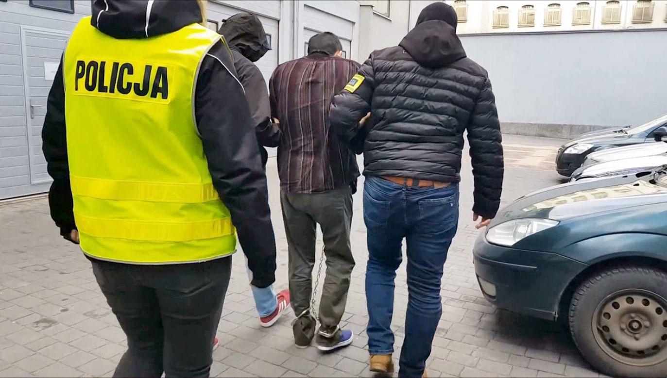 Stefan W. jest tymczasowo aresztowany (Fot. Policja pomorska)