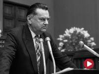 Prymas o Olszewskim: Był człowiekiem szlachetnym, godnym podziwu i uznania