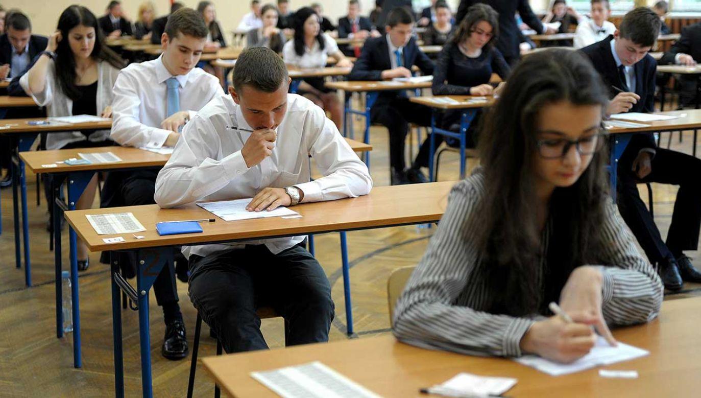 W szkołach trwa referendum strajkowe (fot. arch. Darek Delmanowicz)