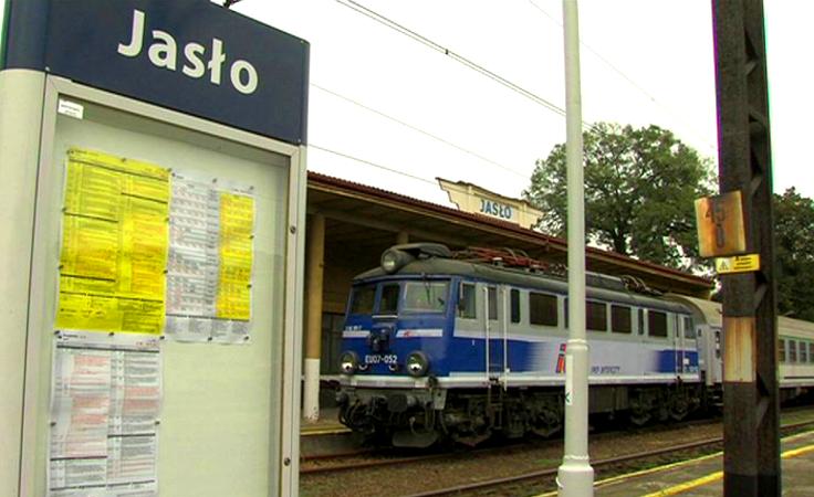Nowy, kolejowy IMPULS w piątki i niedziele z Jasła do Krakowa