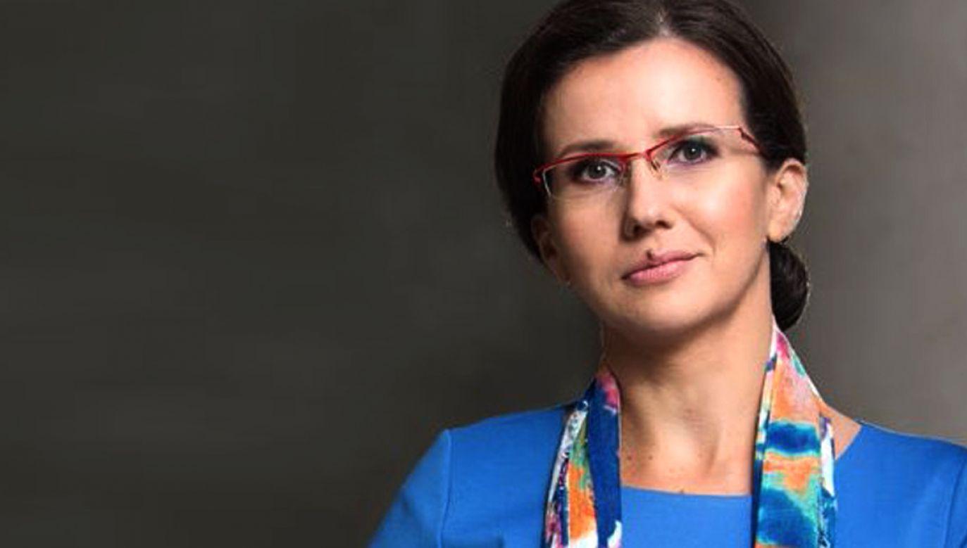 Anna Mierzyńska związana była z Platformą Obywatelską od wielu lat (fot. TT/Anna Mierzyńska)