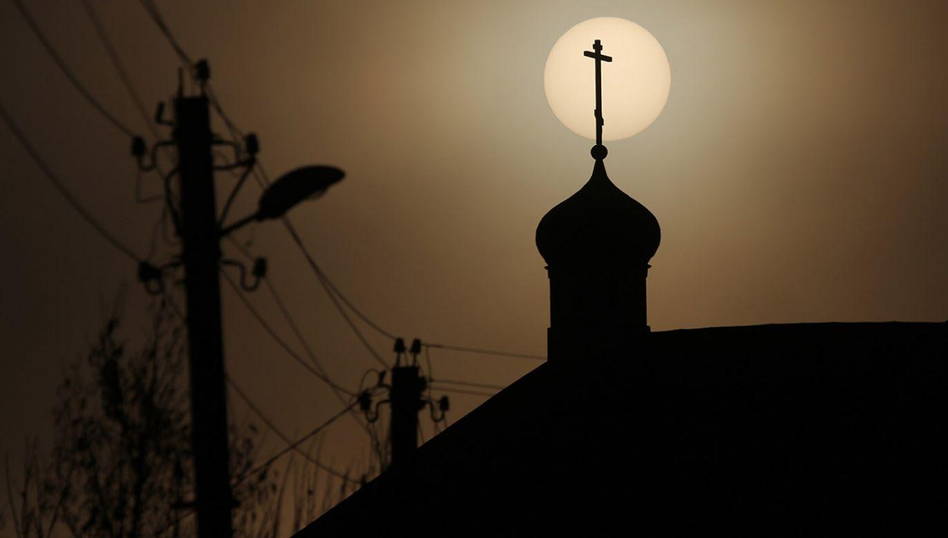 W 2016 r. nakaz opuszczenia kraju otrzymało trzech polskich duchownych (fot. arch.PAP/EPA/TATYANA ZENKOVICH)