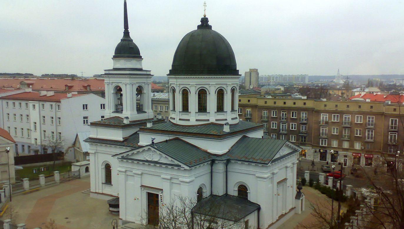 W niedzielę okolicznościowe nabożeństwo odprawiono m. in. w katedrze prawosławnej (fot. Wikipedia/Yaros)