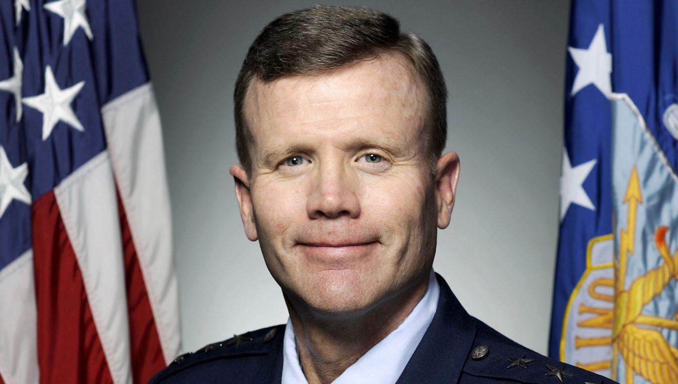 Generał Wolters pełni obecnie funkcję naczelnego dowódcy amerykańskich sił powietrznych w Europie i Afryce (fot. wikimedia commons/USAF)