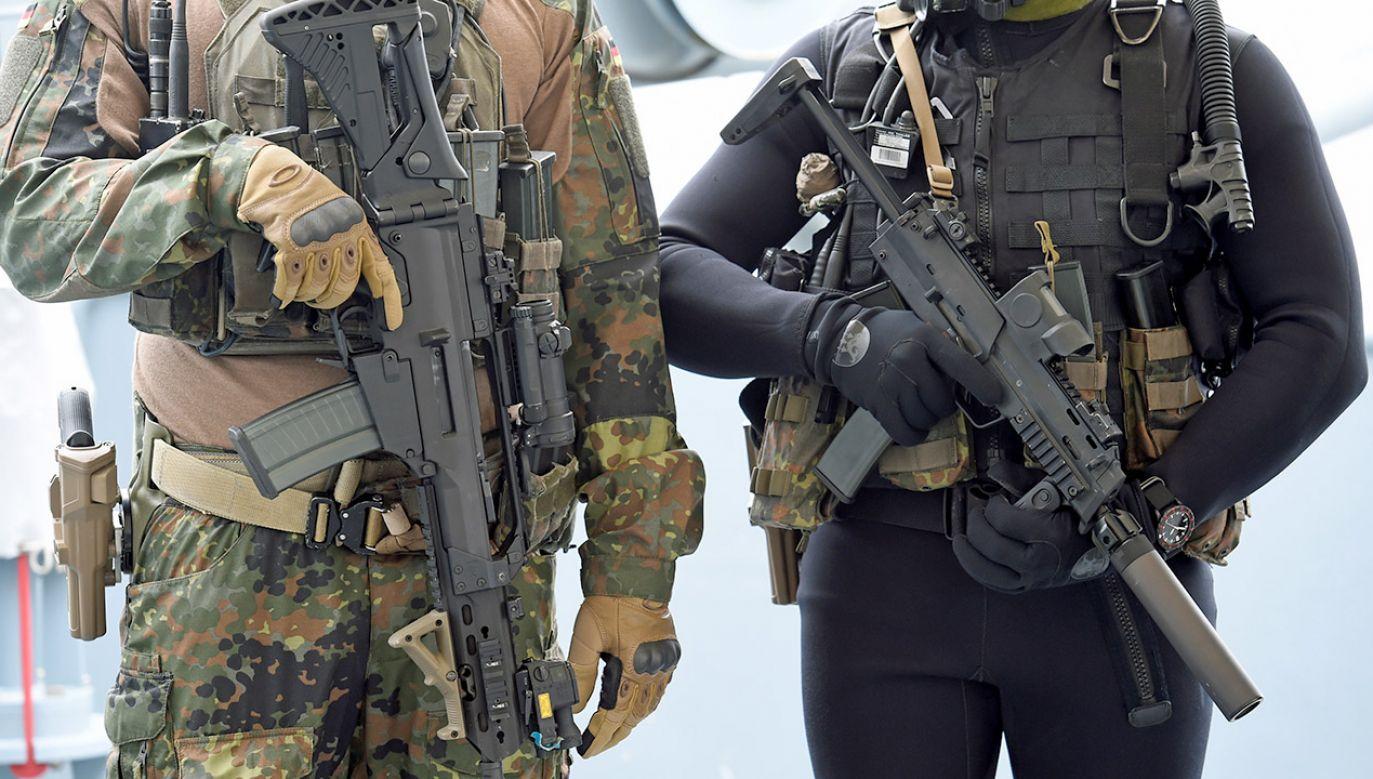 """""""Spiegel"""" podkreśla, że służby bezpieczeństwa z coraz większym niepokojem obserwują od pewnego czasu aktywność wywiadu irańskiego w Europie (fot. REUTERS/Fabian Bimmer)"""