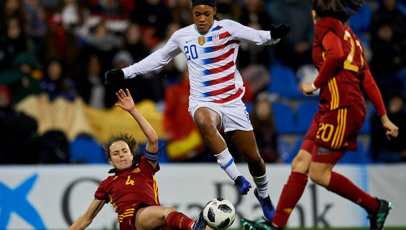 Do tej pory było siedem kobiecych mundiali; Amerykanki zawsze kończyły turniej na podium (fot. Jose Breton/NurPhoto/Getty Images)