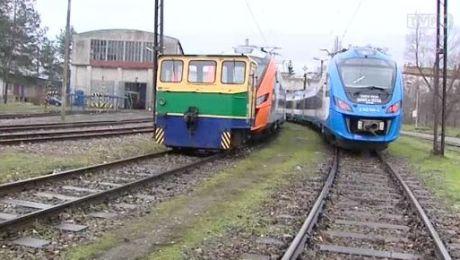 Dwóch przewoźników stara się o działkę. Chcą tam wybudować zaplecze techniczne dla pociągów