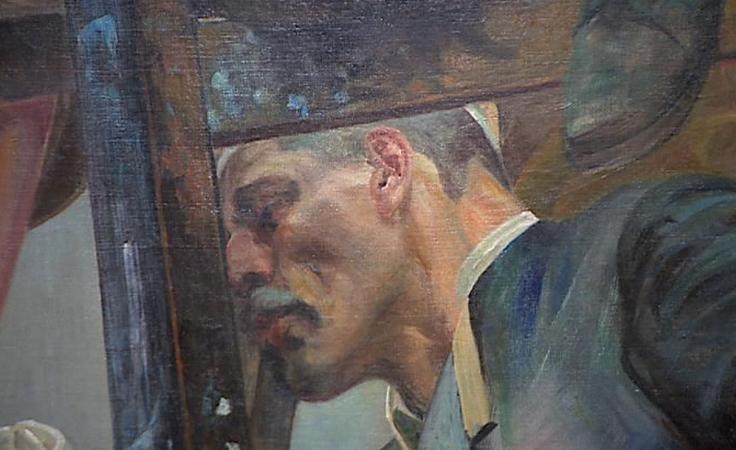 Jacek Malczewski - malarz poezji - poeta malarstwa