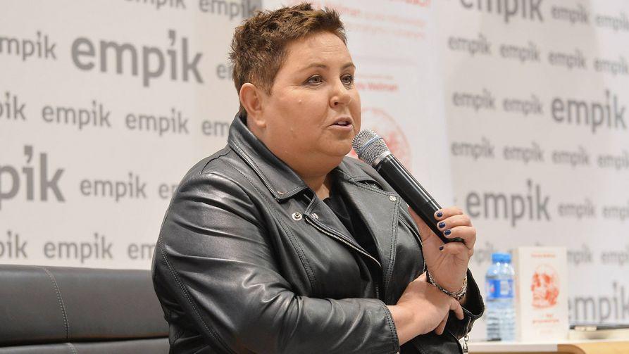 Dorota Wellman wytoczyła proces Jackowi Piekarze za tweeta (fot. arch.PAP/StrefaGwiazd/Marcin Kmieciński)
