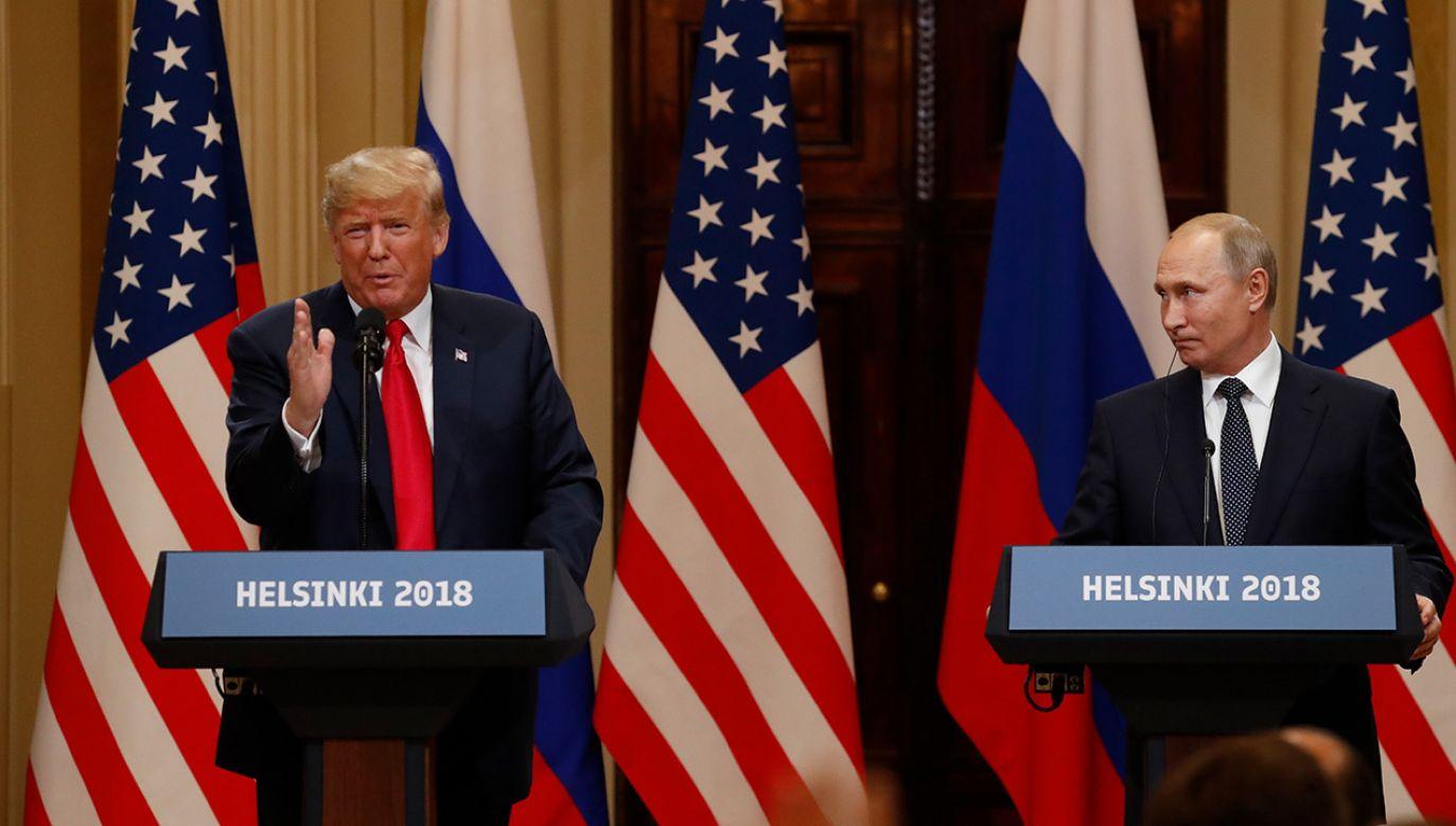 Obaj przywódcy rozmawiali w cztery oczy przez ponad 2 godziny (fot. PAP/EPA/ANATOLY MALTSEV)