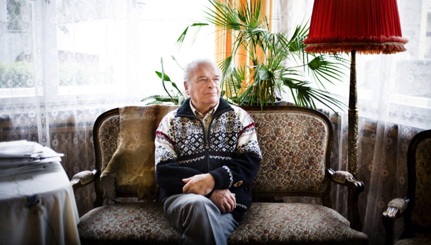 Nie wiadomo, jak Czesław Kiszczak wszedł w posiadanie listu (fot. arch.PAP/Marcin Kaliński)