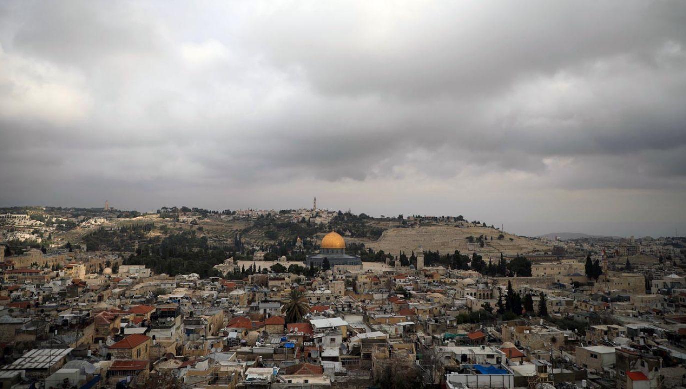O ogłoszenie przeniesienia ambasady Rumunii do Jerozolimy apelował w styczniu premier Izraela Benjamin Netanjahu (fot. Saeed Qaq/NurPhoto via Getty Images)
