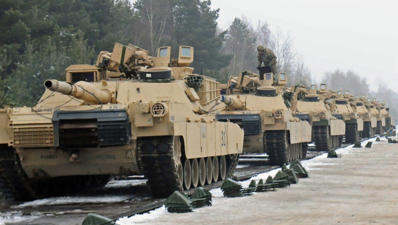 Operacja ma potrwać do połowy lutego (fot. US Army)