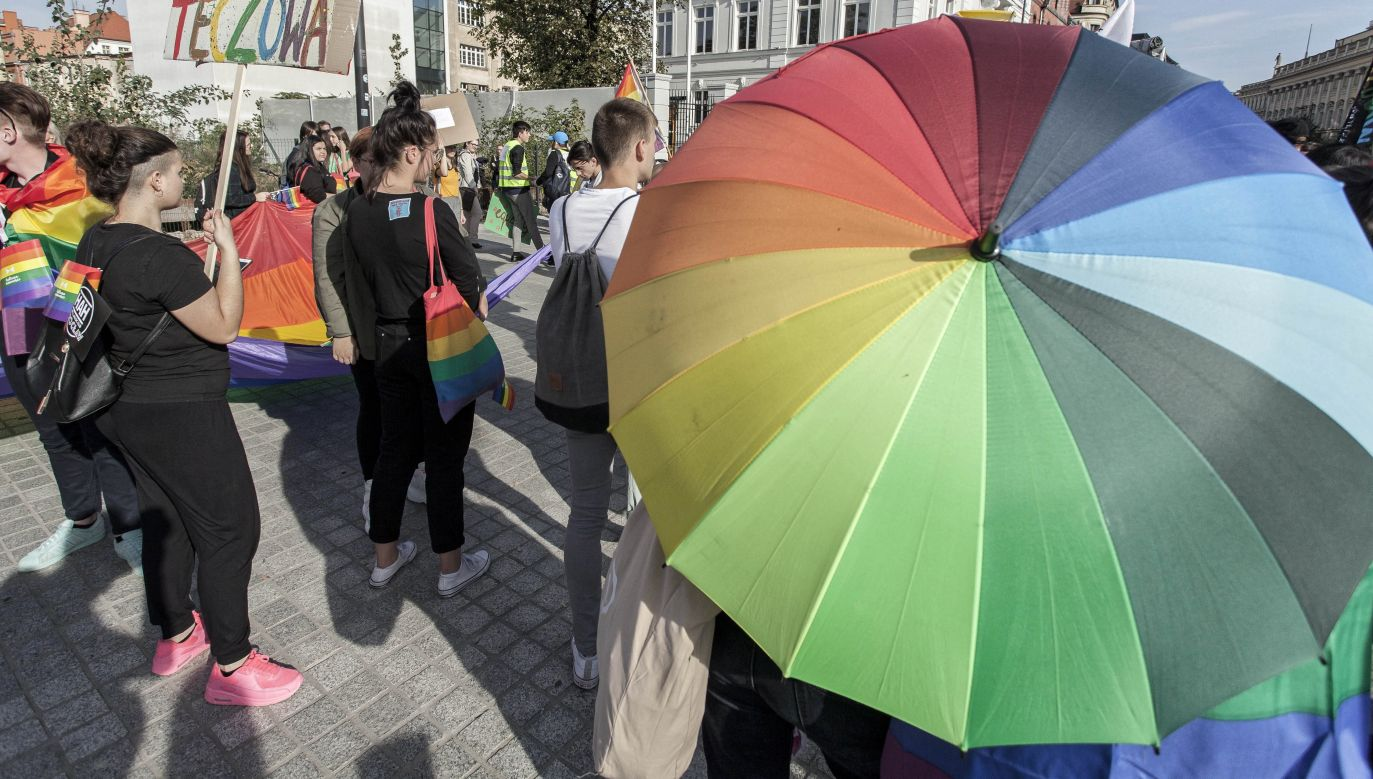 A jubilee 10th Equality March took place in Wrocław last weekend. After the court's decision, Lublin will be able to host its first march this weekend. PAP/Aleksander Koźmiński