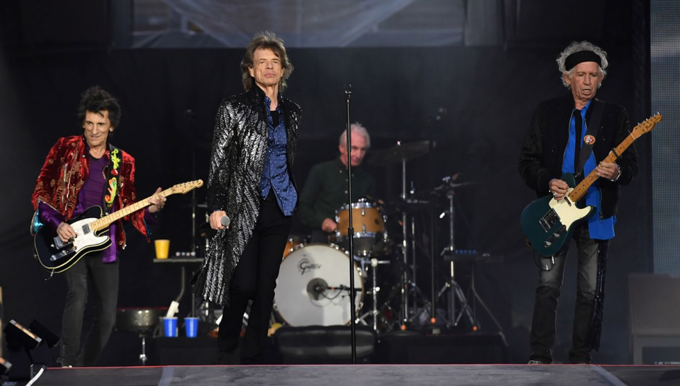 """The Rolling Stones wystąpią w niedzielę Warszawie w ramach europejskiego tournee """"Stones - No Filter"""" (fot. Charles McQuillan / Stringer)"""