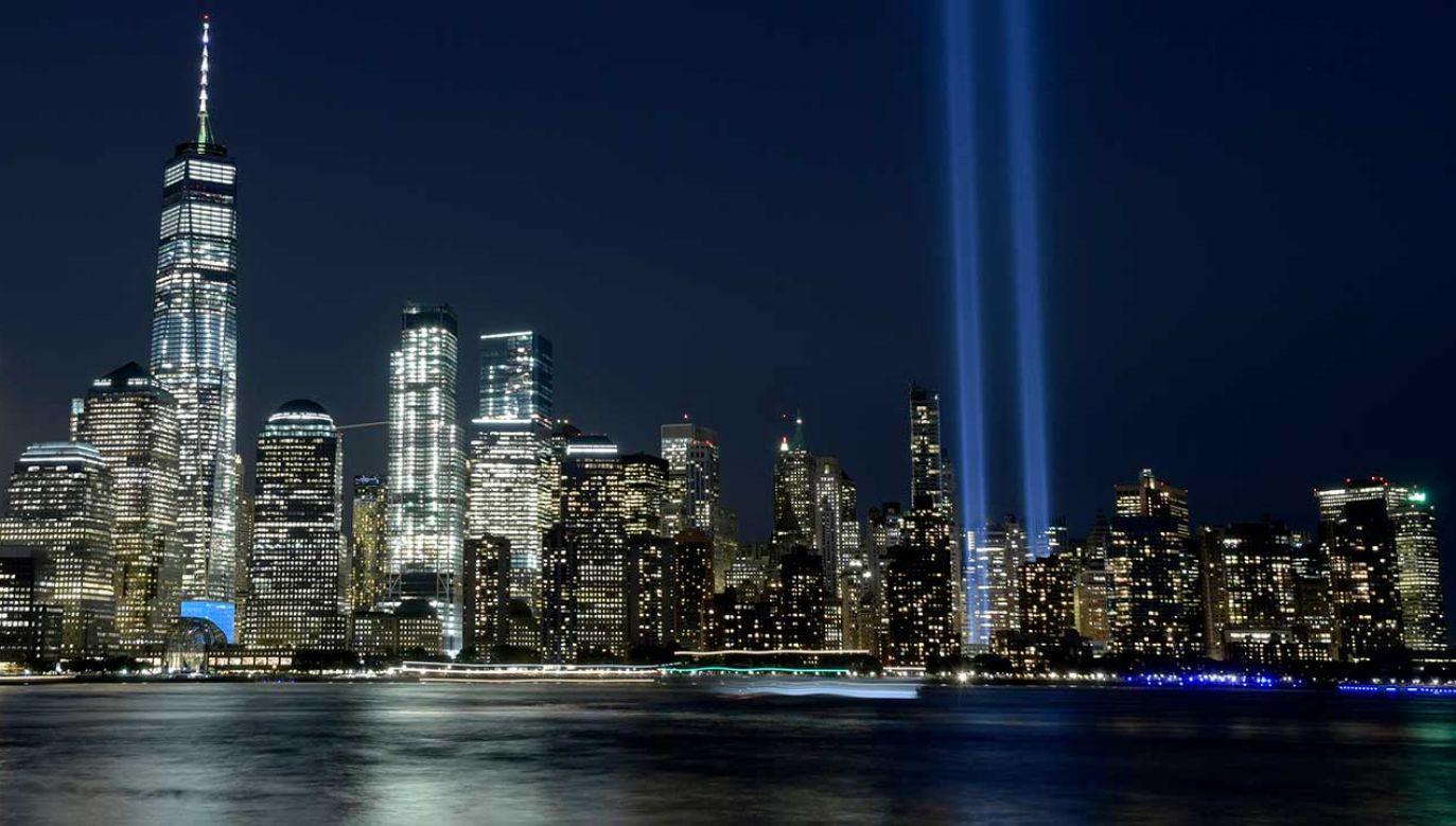 Aż 9795 zdiagnozowanych przypadków raka jest związanych z zamachem na WTC (fot. PAP/EPA/PORTER BINKS)