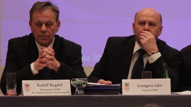d28a3c004f Rudolf Bugdoł został wybrany na kolejną kadencję (fot. PAP)
