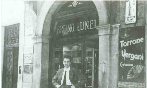 Bruno Lunelli. Fot. Gruppo Lunelli