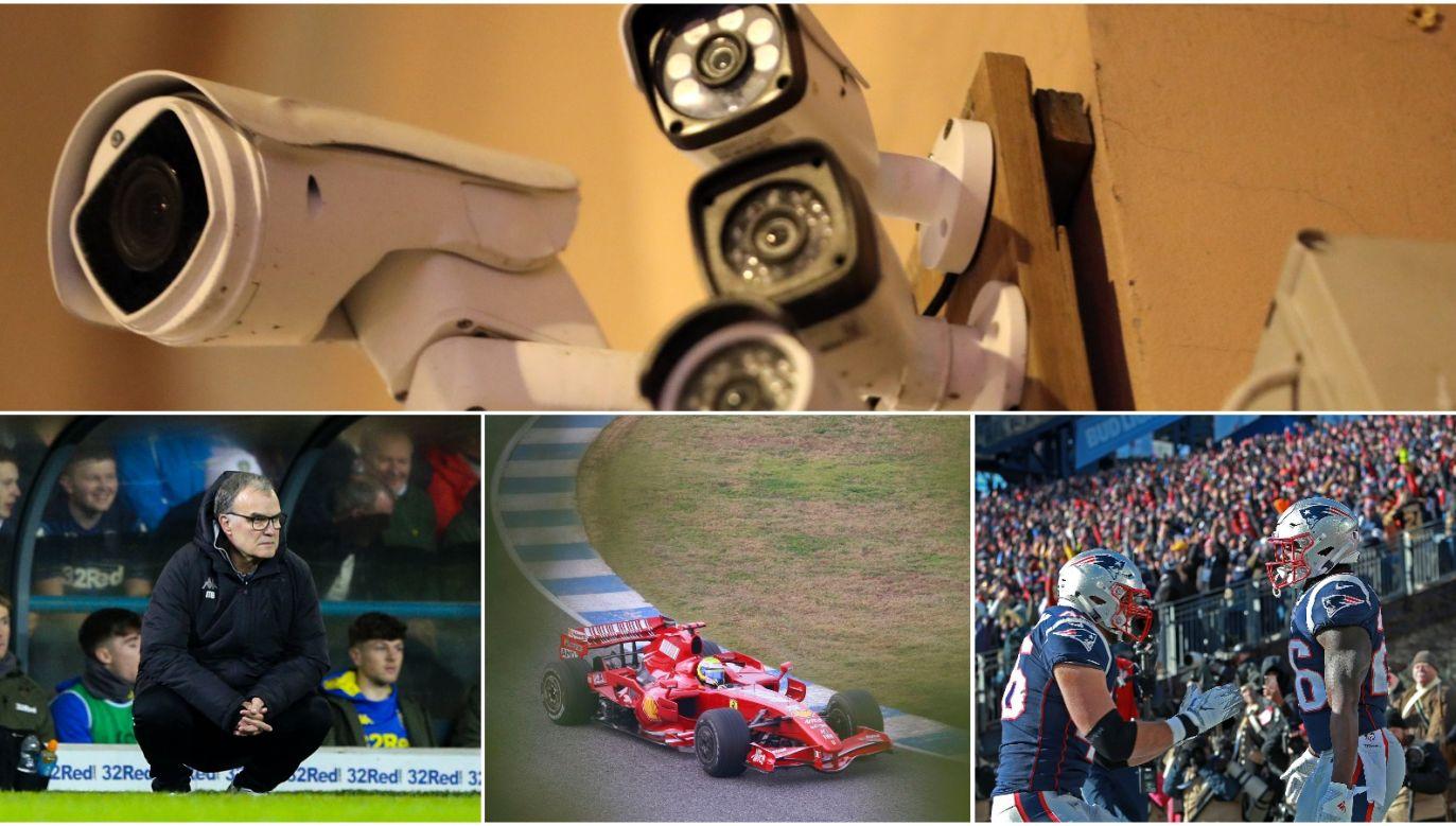 Afery szpiegowskie w sporcie są coraz częstsze (fot. Getty)