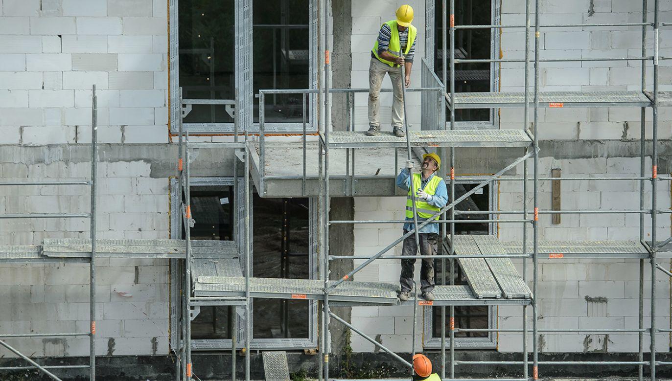 Inwestycja ma ruszyć w połowie 2019 r. Mieszkania będą sfinansowane przez PFR Nieruchomości (fot. arch. PAP/Wojciech Pacewicz)