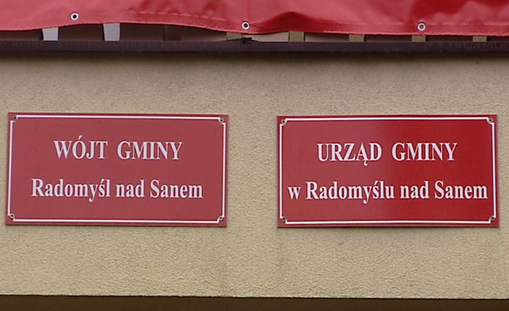 Spory o okręgi wyborcze w gminie Radomyśl nad Sanem