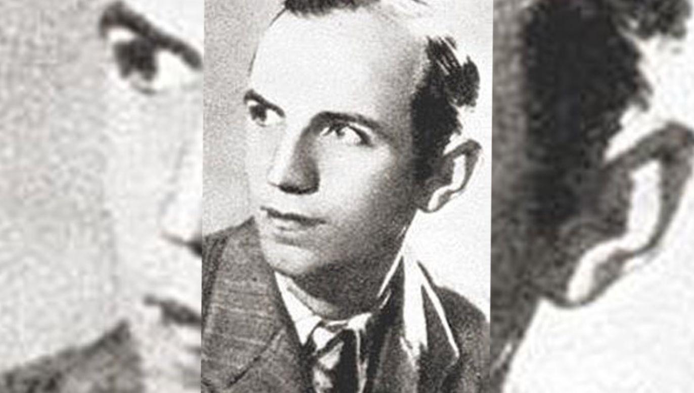 W 2006 r. Marciniak został odznaczony Krzyżem Wielkim Orderu Odrodzenia Polski (fot. IPN)