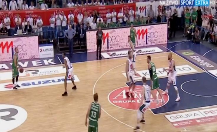 Koszykarze Stelmetu nie mogą bronić tytułu mistrzów Polski
