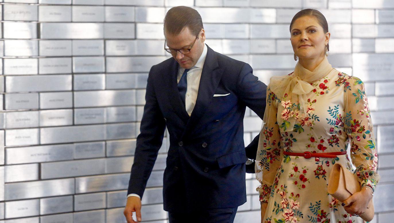 Sprawca skandalu w Akademii Szwedzkiej napastował księżniczkę Wiktorię (fot.  REUTERS/Ints Kalnins)