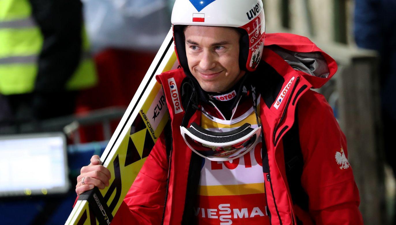 Kamil Stoch (fot. PAP)