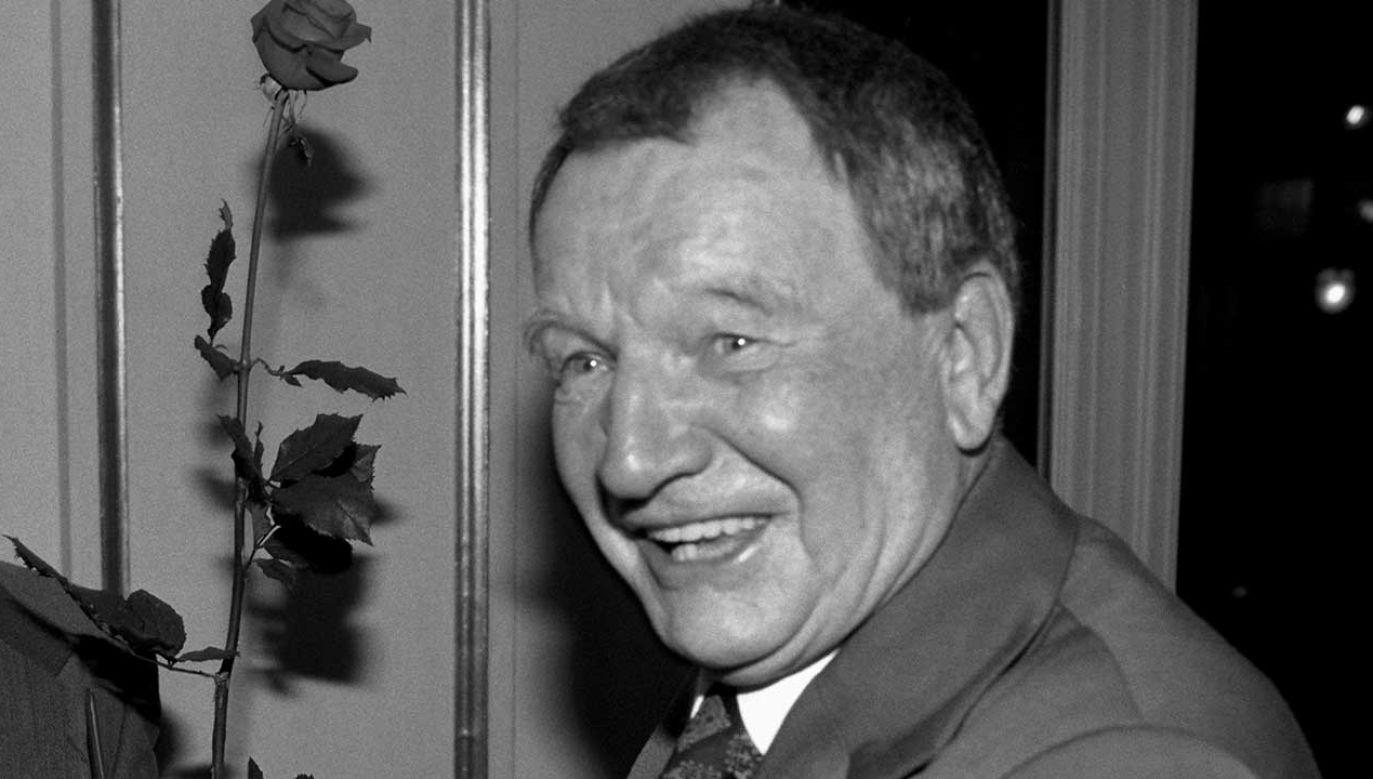 """Cebulski to """"jeden z najpopularniejszych aktorów Krakowa"""" (fot. arch. PAP/ Jacek Bednarczyk)"""
