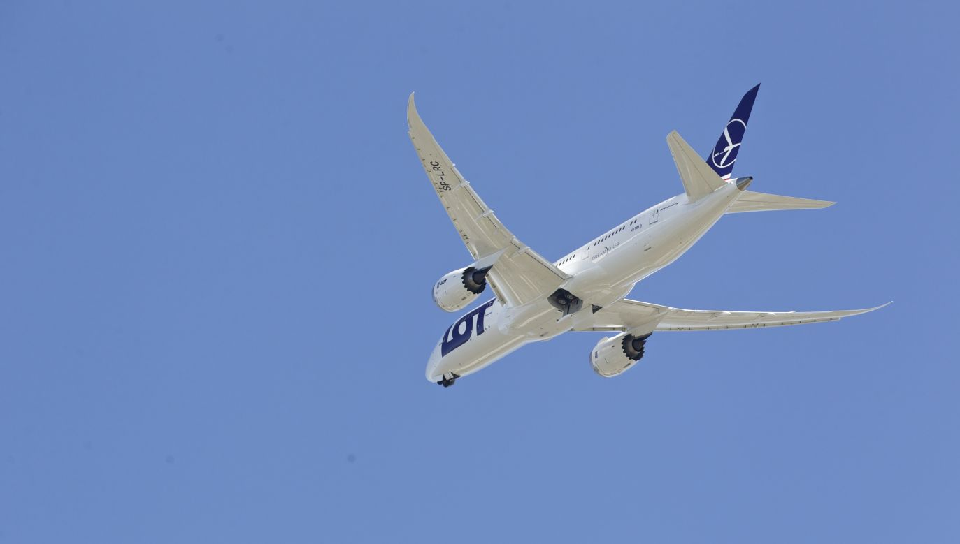 A LOT Polish Airlines Boeing 787 Dreamliner (Photo: Stephen Brashear/Getty Images)