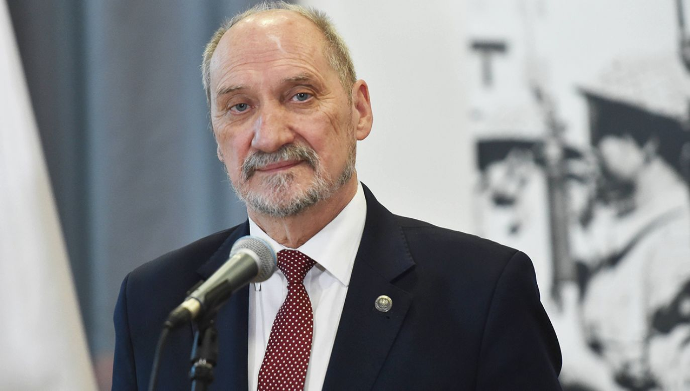 Antoni Macierewicz (fot. arch.PAP/Jacek Bednarczyk)