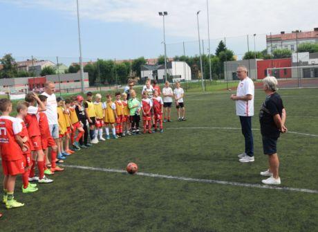 Piłkarskie wtorki na Orliku