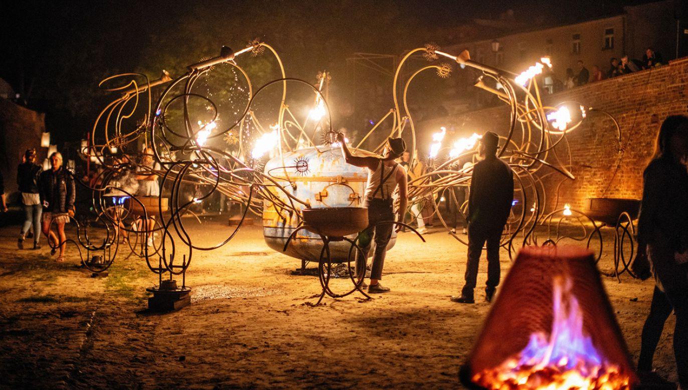 Co roku Bella Skyway Festival odwiedza około 400 tys. osób (fot. Adam Brzoza)