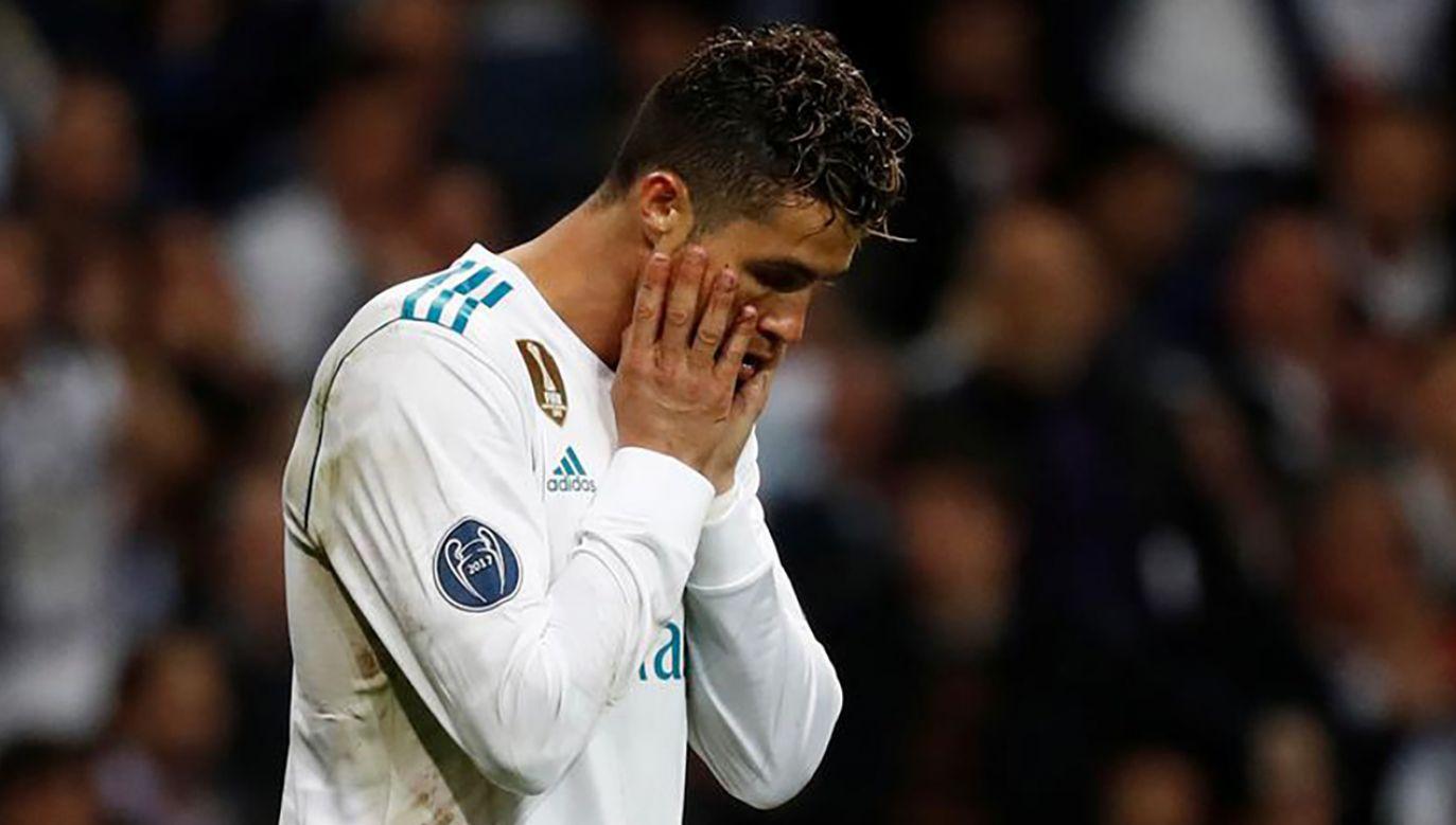 Władze Realu Madryt miały w 2009 r. nakazać Cristiano Ronaldo wypłacenie rekompensaty finansowej na rzecz Kathryn Mayorgi (fot. Omar Marques/SOPA Images/LightRocket via Getty Images)