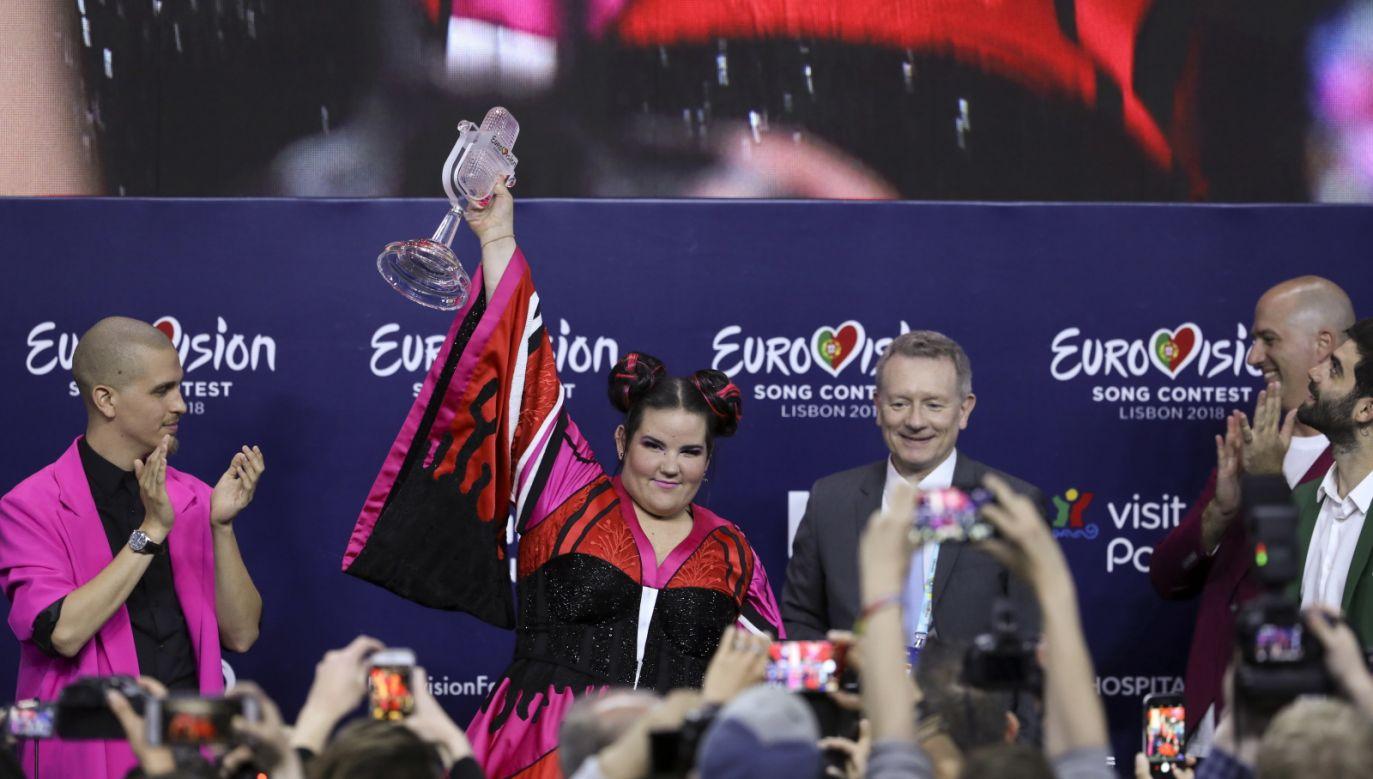 Izrael będzie gospodarzem kolejnej edycji konkursu (fot.  EPA/MIGUEL A. LOPES)
